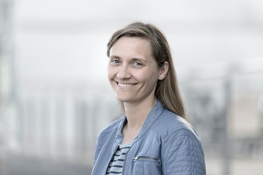 Portrait Susanne Fern