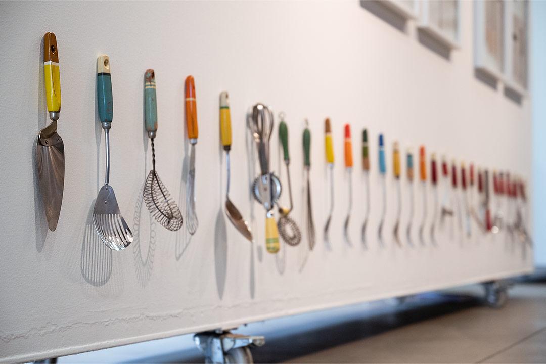 Installation Küchenhelfer