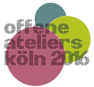 Logo Offene Ateliers Köln 2016
